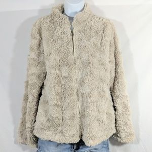 True Grit Dylan Faux Fur Jacket